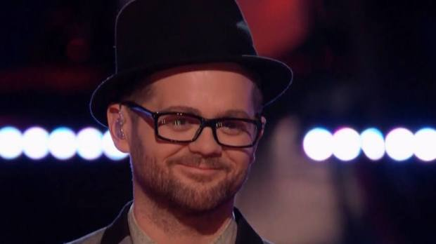 Josh Kaufman the Voice