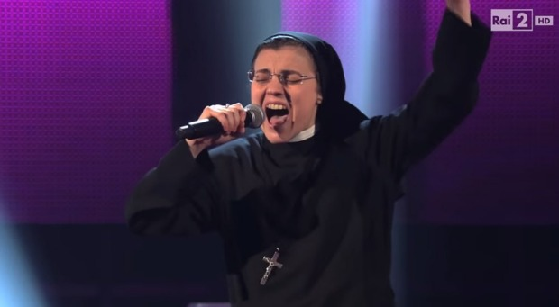 The Voice Singing Nun